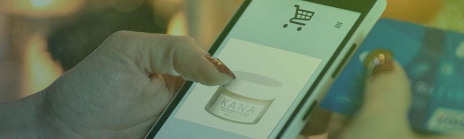 Shop Kana Skincare Lavender CBD Sleeping Mask