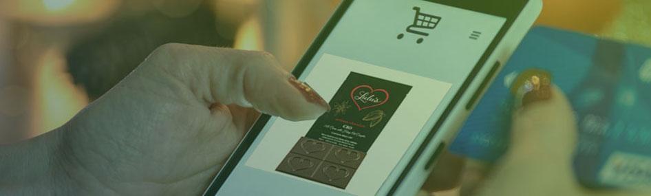 Shop Lulu's Hemp Oil Chocolate Bar