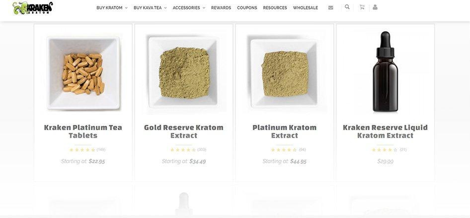 KrakenKratom - Best Kratom Suppliers