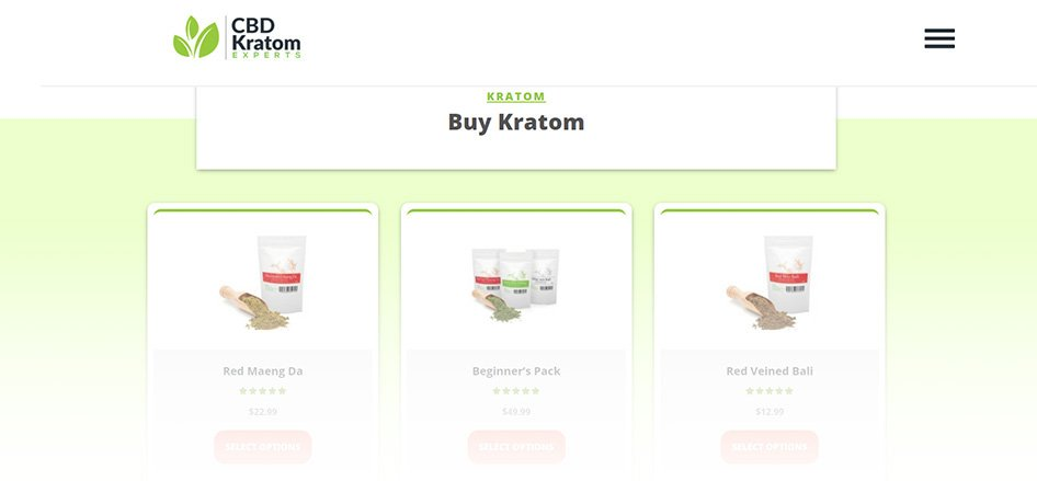 CBDKratomExperts - Best Kratom Vendor for Same-Day Shipping