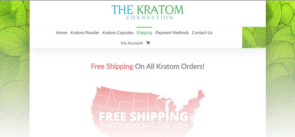 KratomConnection - Best Kratom Vendor for Same-Day Shipping
